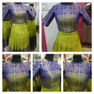 NIMT - National Institute of Master Tailor - Student Project 13